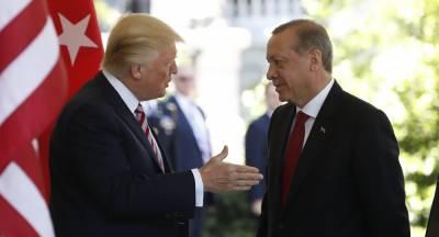 ترک صدرکی امریکی ہم منصب کو آئندہ سال ترکی کے دورے کی دعوت