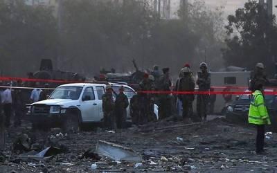 پاکستان کی کابل میں سرکاری عمارت پر خودکش حملے اور فائرنگ کی مذمت