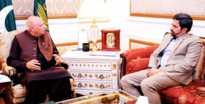 صوبے کے تمام اداروں کو مزید فعال اورموثر بنایاجارہا ہے,بدعنوانی کسی قیمت پر برداشت نہیں کی جائے گی : گورنر پنجاب محمد سرور
