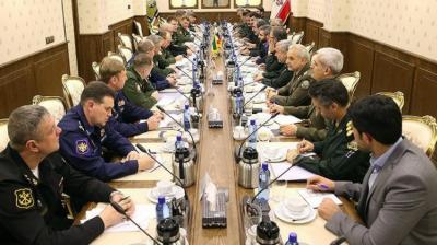 ایران روس مشترکہ فوجی کمیشن کا دوسرا اجلاس