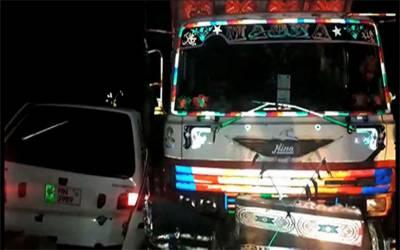 ڈیرہ غازی خان اورسرگودھا میں ٹریفک حادثات ،6 افراد جاں بحق،5زخمی