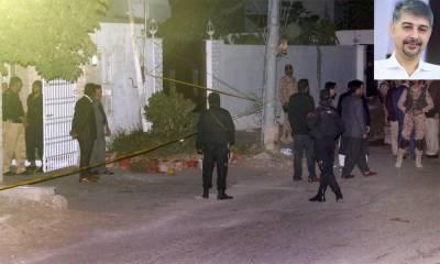 کراچی :علی رضا عابدی کا قتل، اعلیٰ سطح کا اجلاس طلب