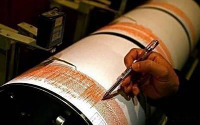 سبی میں زلزلے کے جھٹکے،کوئی جانی نقصان نہیں ہوا
