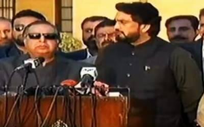 کراچی میں امن وامان پر کوئی سمجھوتہ نہیں کیا جائے گا : شہریار آفریدی
