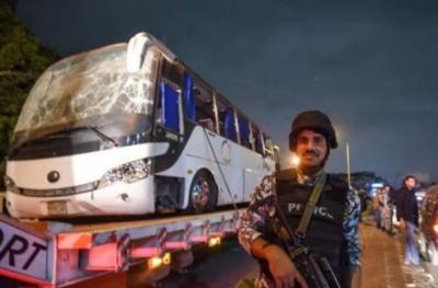 سیاحوں کی بس پر حملہ، مصری پولیس کی کارروائی میں 40 دہشت گرد ہلاک