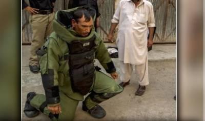 کراچی میں تخریب کاری کا منصوبہ ناکام، بارود سےبھری موٹر سائیکل پکڑی گئی