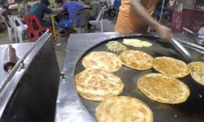 کراچی 'گیس پریشر میں کمی، ناشتے کیلئے ہوٹلوں پر رش