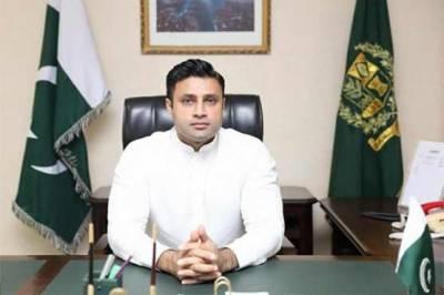 زلفی بخاری کا وزیراعلی سندھ سے فوری مستعفی ہونے کامطالبہ