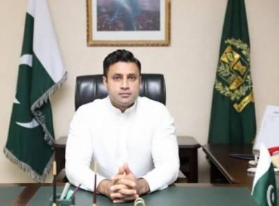 وزیراعلی سندھ فوری مستعفی ہوں،اس سے کم کچھ قبول نہیں، زلفی بخاری