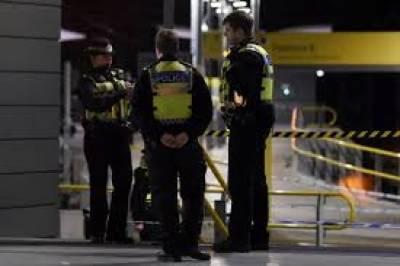 مانچسٹر میں چاقو بردار شخص کا حملہ،3 افراد زخمی