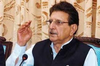 وزیر اعظم آزاد جموں و کشمیر نے سالِ نو پر پیغام دیا
