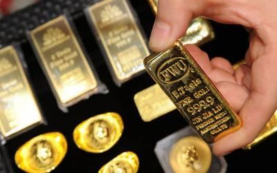 سال 2018 میں سونے کی فی تولہ قیمت میں 11 ہزار 600 روپے تک اضافہ ہوا