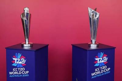 ورلڈ کپ ٹی 20کیلئے براہ راست کوالیفائی کرنے والی ٹیموں کا اعلان