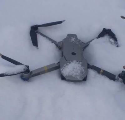 پاک فوج نے بھارت کا جاسوس ڈرون مار گرایا