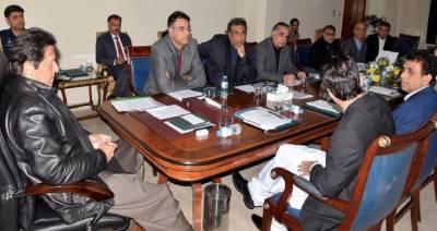 کراچی کا قومی معیشت کے استحکام اورترقی میں اہم کردار ہے: وزیراعظم عمران خان