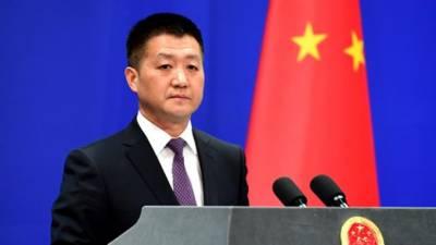 چین پاکستان کی اقتصادی ترقی کیلئے تعاون جاری رکھے گا
