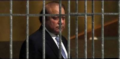 نواز شریف سے اہل خانہ آج کوٹ لکھپت جیل میں ملاقات کریں گے