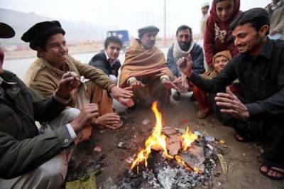 آئندہ چوبیس گھنٹوں کے دوران ملک کے بیشتر علاقوں میں موسم سرد اور خشک رہے گا ۔محکمہ موسمیات