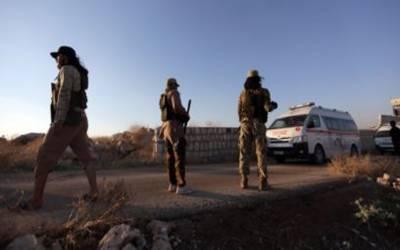 شمالی شام میں القاعدہ اور باغیوں کے مابین جھڑپیں، 30 افراد ہلاک