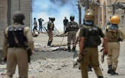 بھارتی فوجیوں نے ضلع پلوامہ میں 4نوجوان شہید کر دیے، مظاہرین پر طاقت کا وحشیانہ استعمال