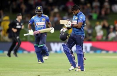 نیوزی لینڈ نے سری لنکا کو پہلے ایک روزہ بین الاقوامی کرکٹ میچ میں 45 رنز سے شکست دےدی۔