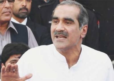 پاکستان کو شدید خطرات کا سامنا ہے، اگر سیاست دانوں نے دست و گریبان ہونے کا سلسلہ بند نہ کیا تو پھر کچھ نہیں بچنا: سعدرفیق