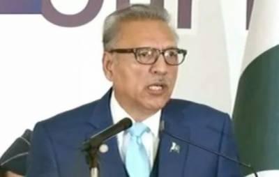کسی بھی قوم کے لیے قومی زبان اتحاد کی ضامن ہوتی ہے، ایسا متوازن نظامِ تعلیم وضع کرنا چاہیے جو قومی امنگوں کے مطابق ہو:صدر مملکت ڈاکٹر عارف علوی