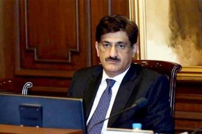 وزیراعلیٰ سندھ کی آج نیب پیشی، کوئی نوٹس نہیں ملا: مراد علی شاہ