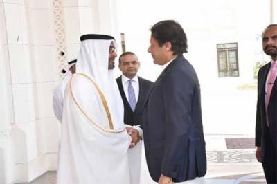 9ولی عہد متحدہ عرب امارات 6 جنوری کو پاکستان آ ئیں گے