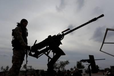 شام میں باغیوں کے درمیان جھڑپیں،100 افراد ہلاک