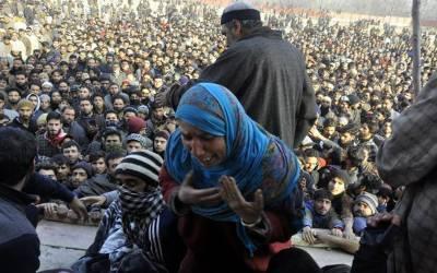 شہداء کی قربانیوں کی وجہ سے مسئلہ کشمیر عالمی سطح پر مرکز نگاہ بن گیا ہے۔ حریت رہنما