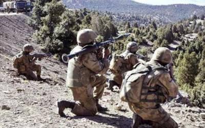 شمالی وزیرستان:سکیورٹی فورسز کی کارروائی ، ایک دہشت گرد ہلاک