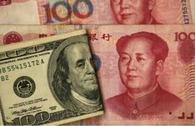 ڈالر کے مقابلے میں چینی کرنسی کی شرح قدر میں اضافہ