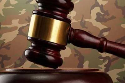 ملک بھر میں فوجی عدالتوں کی آئینی مدت ختم