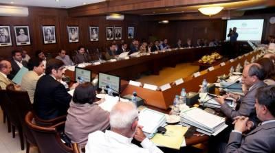 سندھ کابینہ کی صوبے میں نئی بھرتیوں کی منظوری