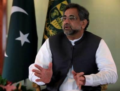 وزیراعظم اور وزیر خزانہ بتائیں کس نے این ار او مانگا ہے,حکومت کے خلاف عدم اعتماد نہیں لارہے: شاہد خاقان عباسی