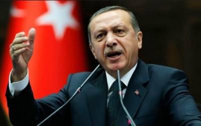 امریکہ شام سے انخلاء کے عمل میں احتیاط سے کام لے:ترک صدرطیب اردوان