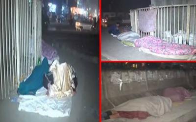 پنجاب حکومت کا ہر ضلع میں سڑکوں پر سونے والے افراد کیلئے پناہ گاہیں بنانے کا فیصلہ