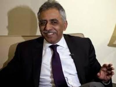 سابق گورنرسندھ محمدزبیر کو مسلح افراد کی حملے کی کوشش