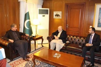 پاکستان افغانستان میں پائیدارامن کیلئے کرداراداکرتارہے گا:وزیر خارجہ