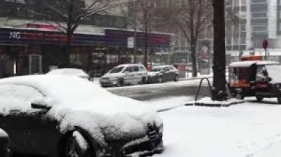 جرمنی:شدید برفانی طوفان کے باعث ہنگامی حالت نافذ