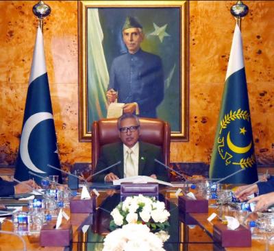 وفاقی بیمہ محتسب کاصارفین کے مفادات کے تحفظ میں انتہائی اہم کردار ہے:صدرڈاکٹر عارف علوی