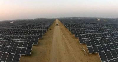 پاکستان اور عالمی بینک کا سندھ میں شمسی توانائی بارے معاہدے پردستخط