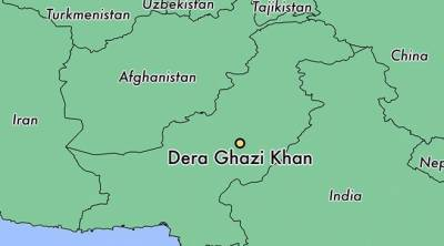 ڈی آئی خان: پولیس موبائل کے قریب دھماکا، 2پولیس اہلکار زخمی