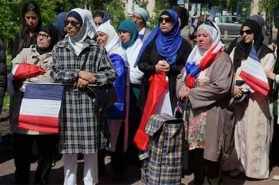 فرانس یورپ میں سب سے زیادہ مسلم آبادی والا ملک