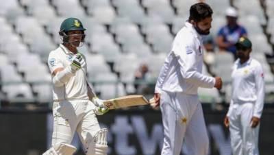 جنوبی افریقہ اور پاکستان کی کرکٹ ٹیموں کے درمیان تیسرا اور آخری ٹیسٹ میچ کل شروع ہوگا