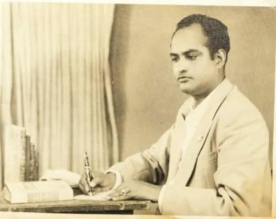 شاعر، مزاح نگار، اور کئی کتابوں کے مصنف ابن انشا کو ہم سے بچھڑے41 برس بیت گئے