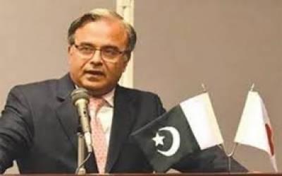 امریکا میں پاکستان کے نئے سفیر اسد مجید ٹرمپ کو آج اسنادِ سفارت پیش کریں گے