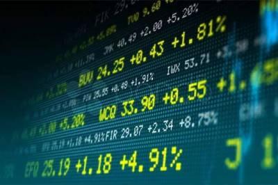 سٹاک مارکیٹ گراوٹ کا شکار، 237 پوائنٹس کی کمی