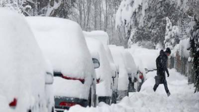 برف باری سے جرمنی میں ایمرجنسی، آسٹریا میں الرٹ جاری